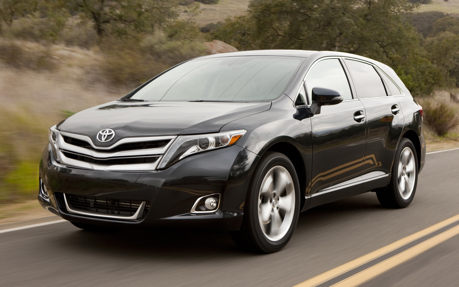 Toyota Venza Discontinued for 2015