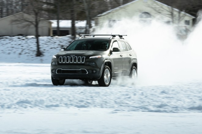 2014 Jeep Cherokee Limited – Vanilla on Ice