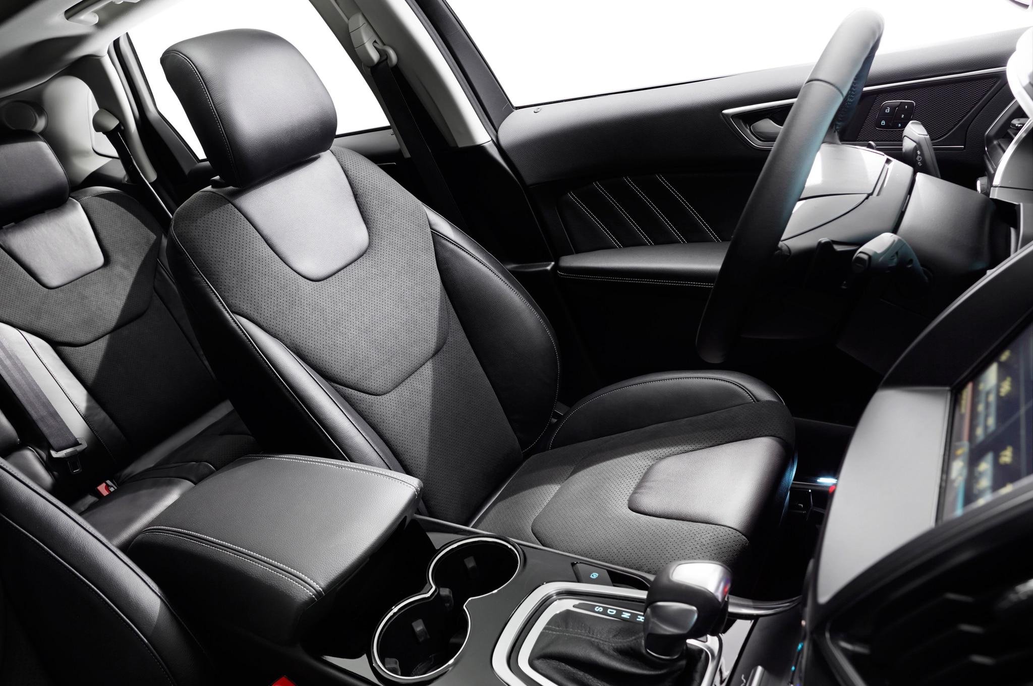 show more - 2015 Ford Fusion Sport Interior