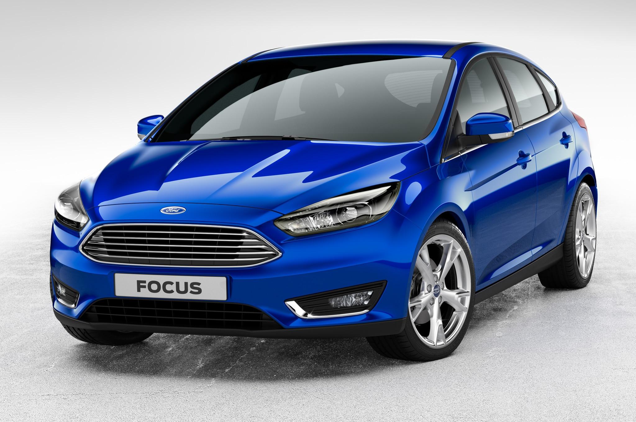 2015 ford focus sedan - Show More