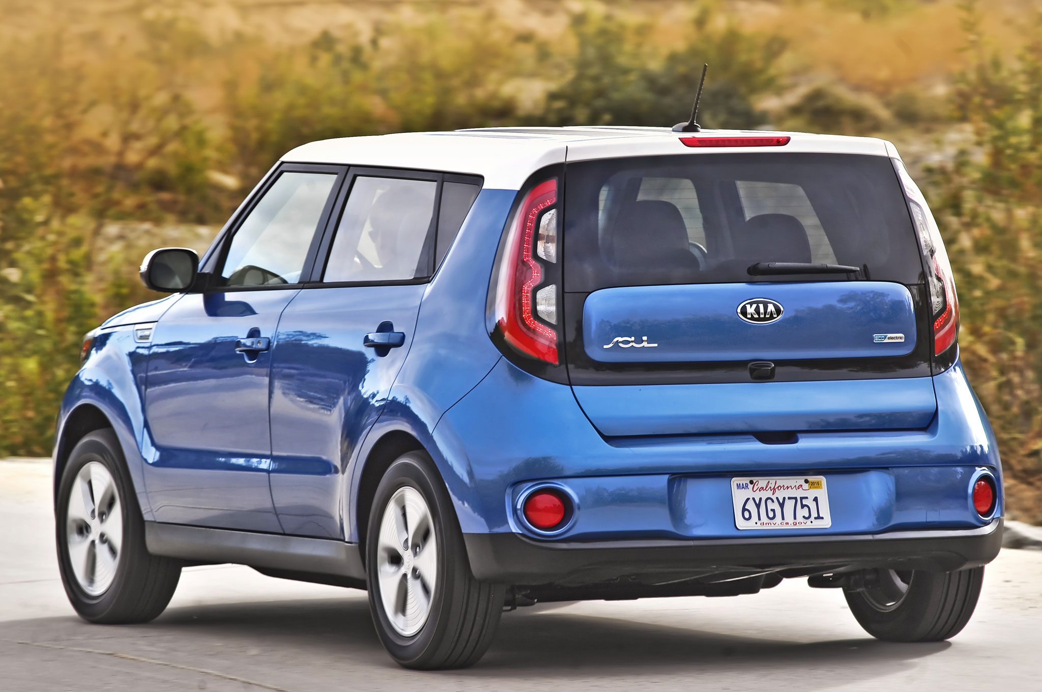2015 kia soul ev availability expands to five more states. Black Bedroom Furniture Sets. Home Design Ideas