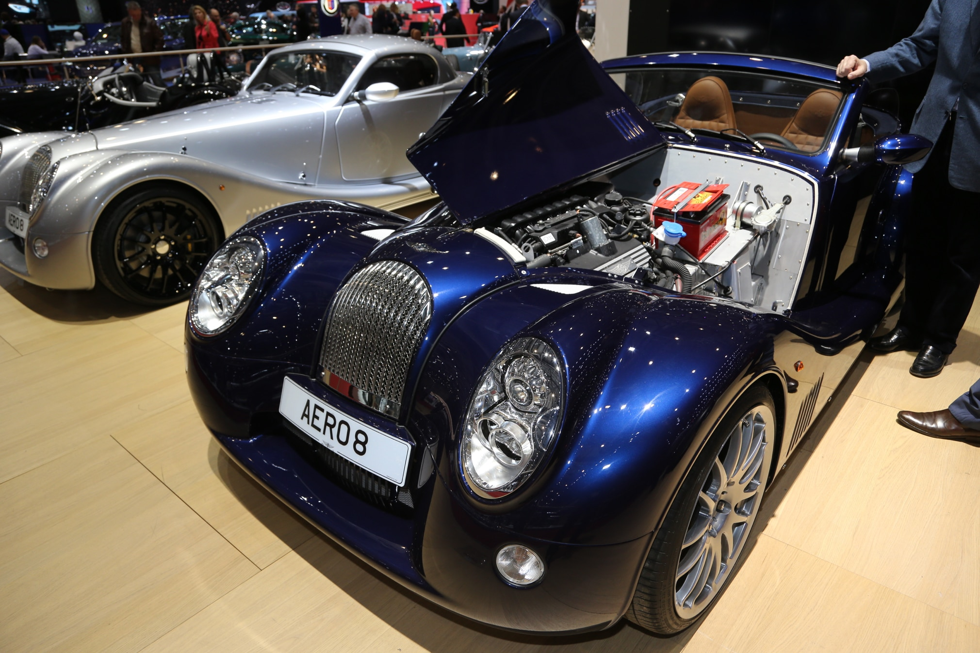 Morgan Aero Supersports 2017 Review, Specification, and Price