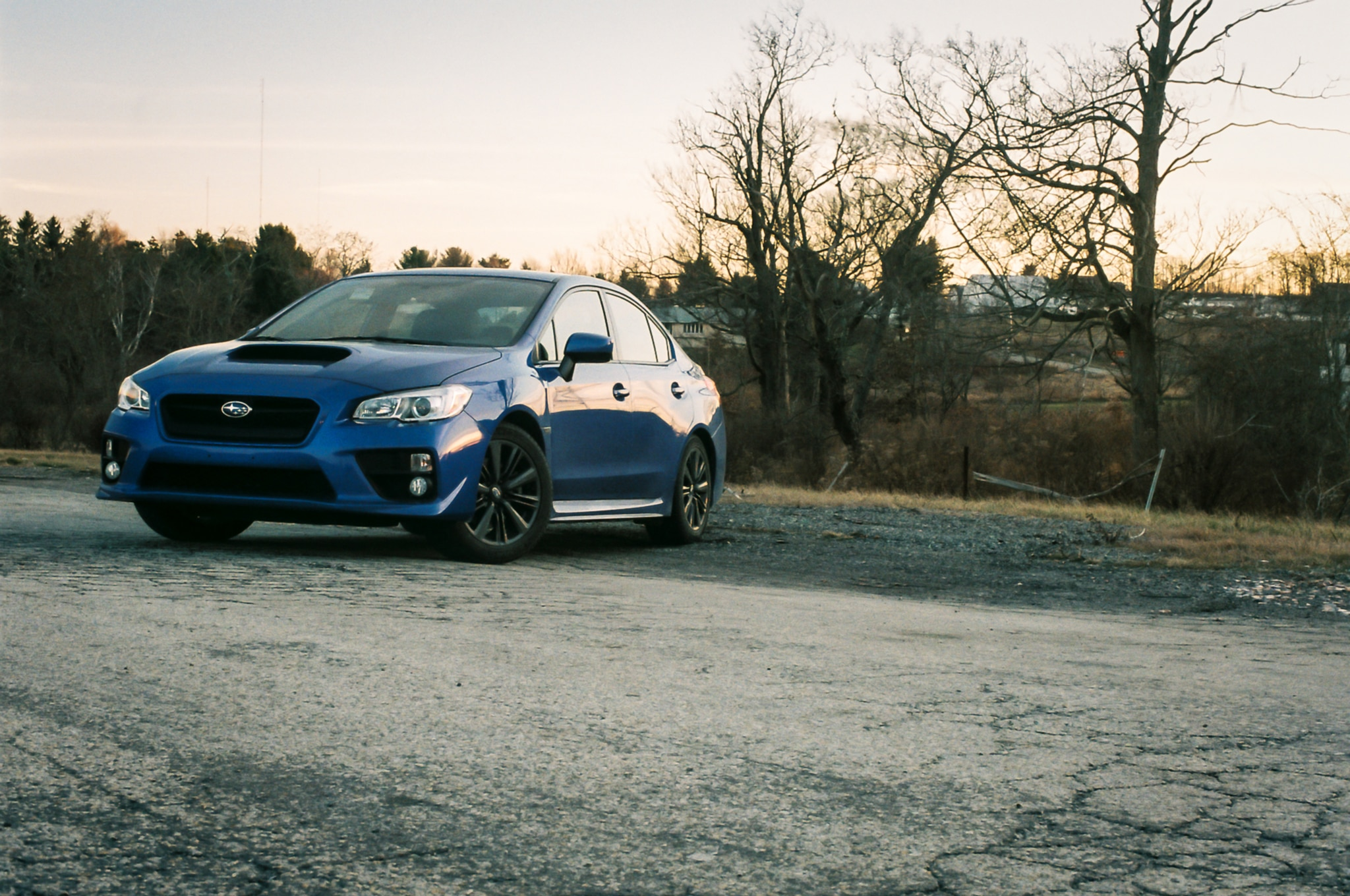 2015 Subaru WRX Premium Front Three Quarter