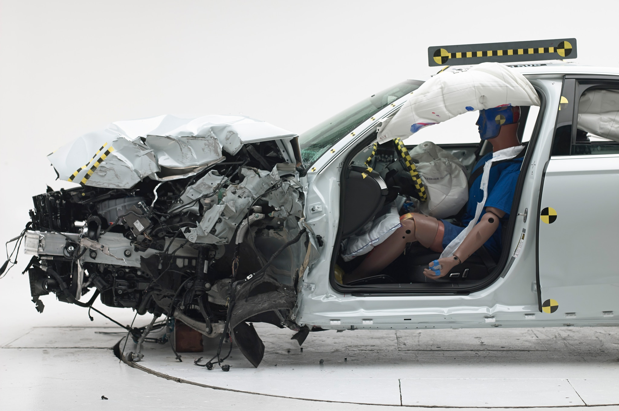 2016 audi a6 rated iihs top safety pick for Iihs honda crv