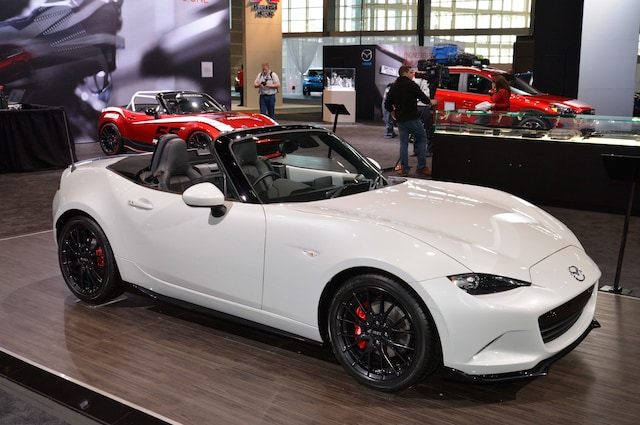 new car release for 20162016 Mazda MX5 Miata Club Edition to Debut in New York