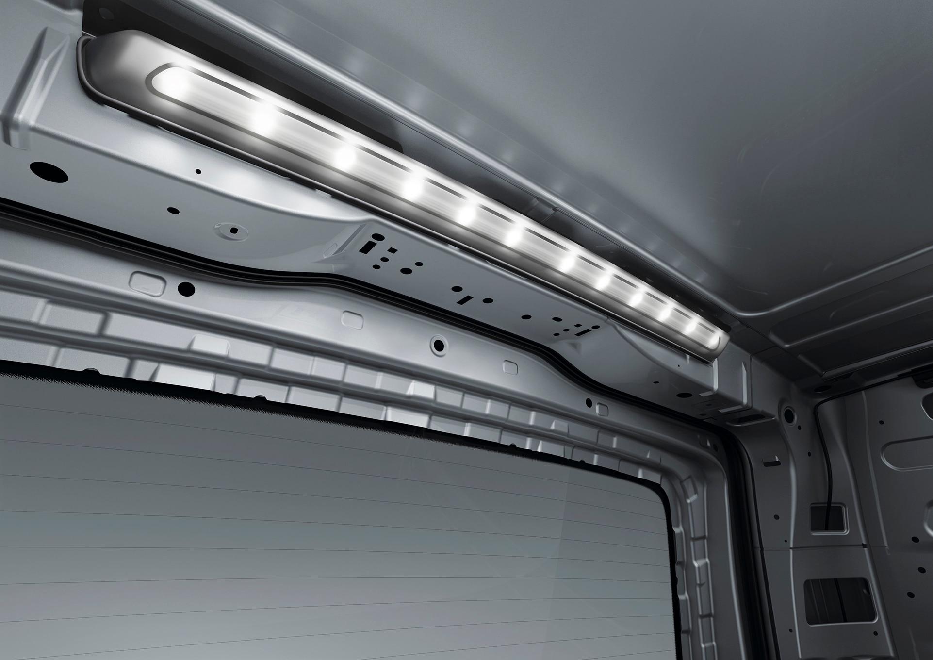 2016 mercedes benz metris commercial van detailed - Mercedes sprinter interior light ...
