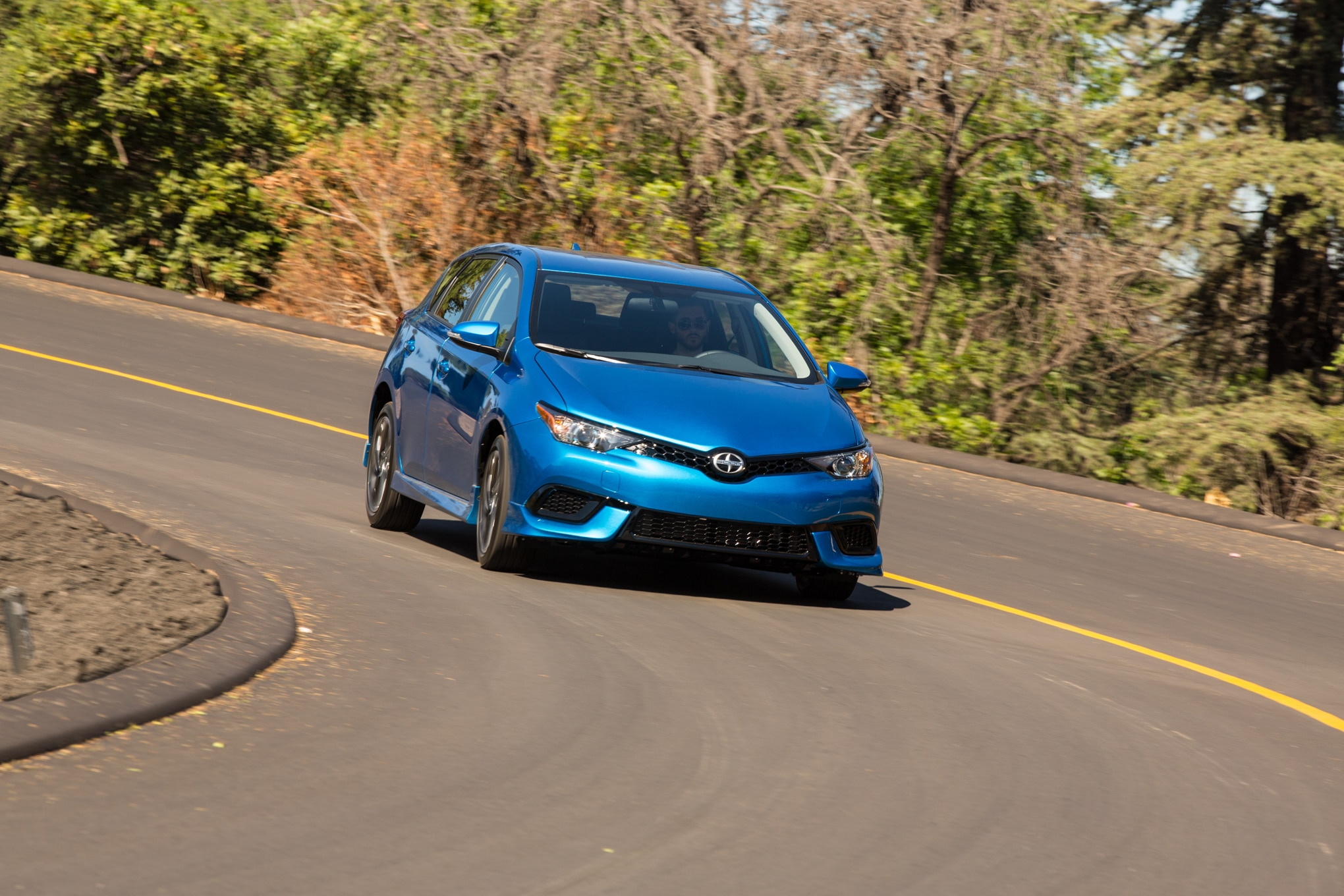 2016 Scion Im Debuts In Production Form In New York