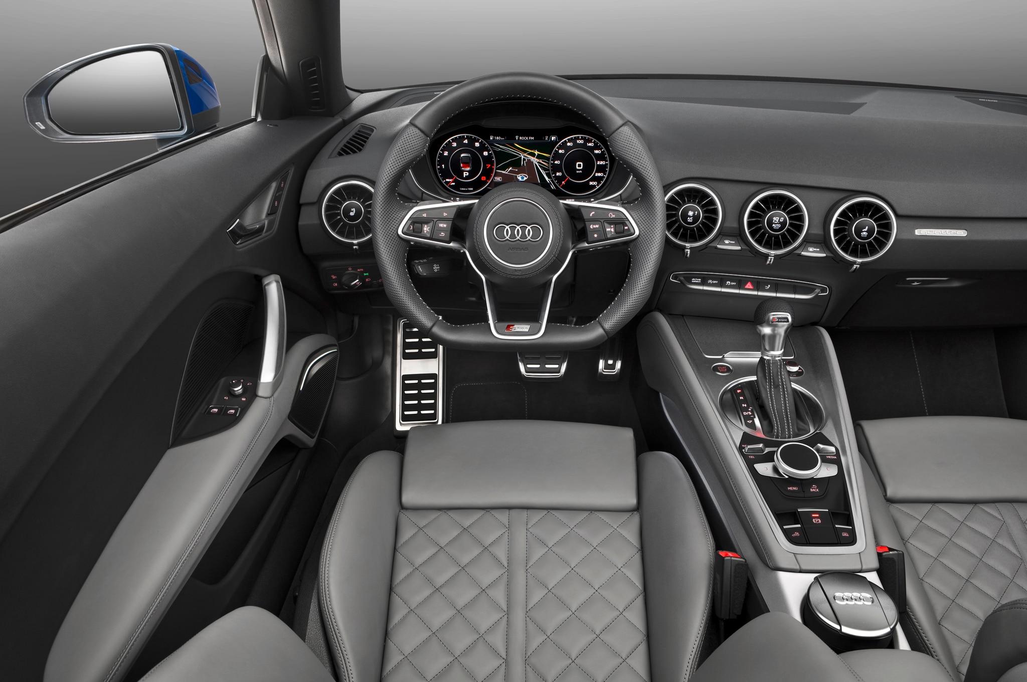 Audi TT Reviews Research New amp Used Models  Motor Trend