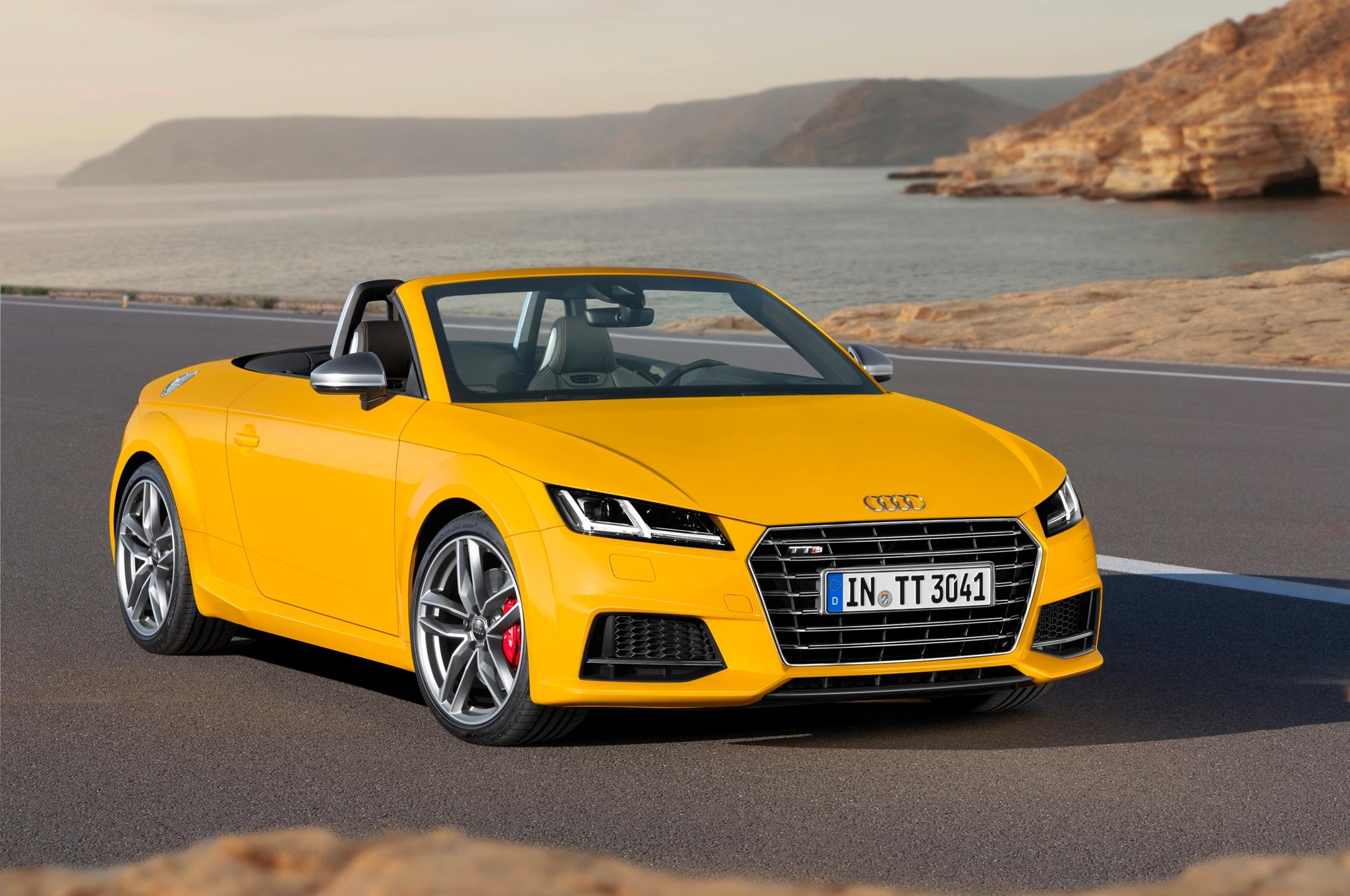 2016 audi tttts roadster review