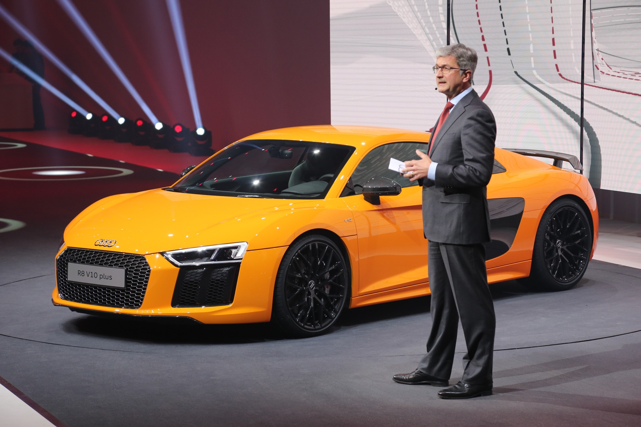 Why the Audi R8 Doesn't Offer a Manual Transmission or a V-8 Engine
