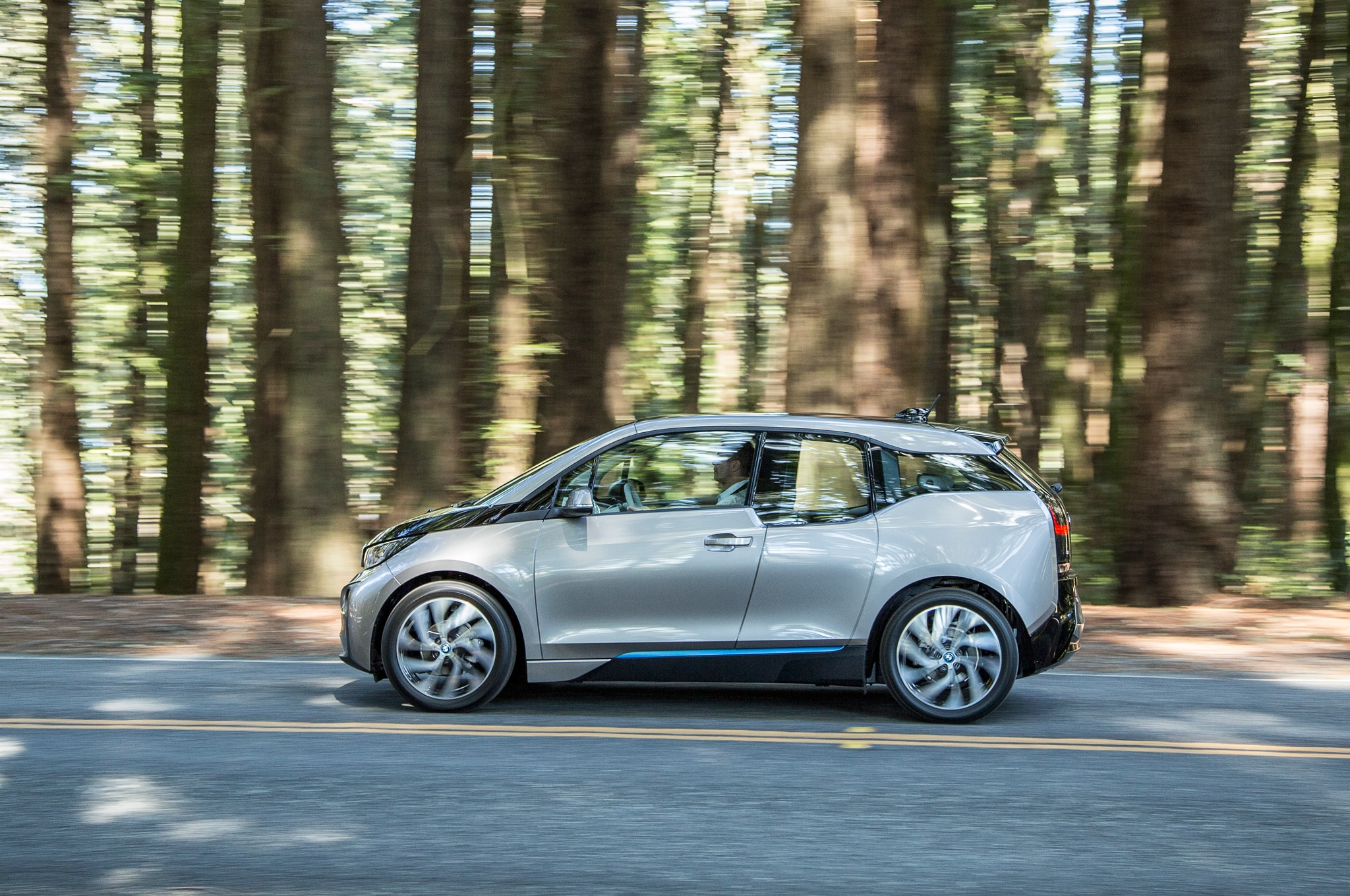 226 electric miles in silicon valley in a 2014 bmw i3. Black Bedroom Furniture Sets. Home Design Ideas