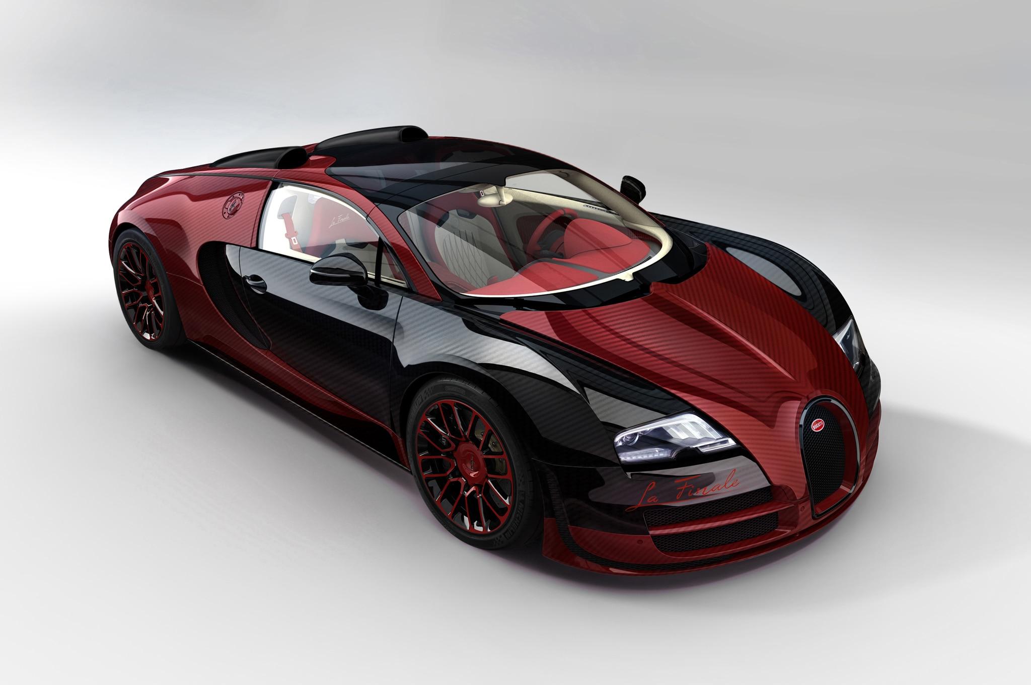 Bugatti-Veyron-Grand-Sport-Vitesse-La-Finale-front-three-quarter-021 Modern Bugatti Veyron Price and Pictures Cars Trend
