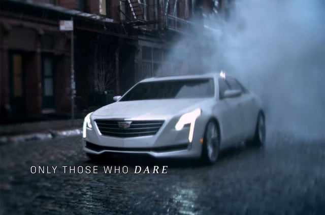 2016 Cadillac CT6 Uses Exclusive Bose Sound System