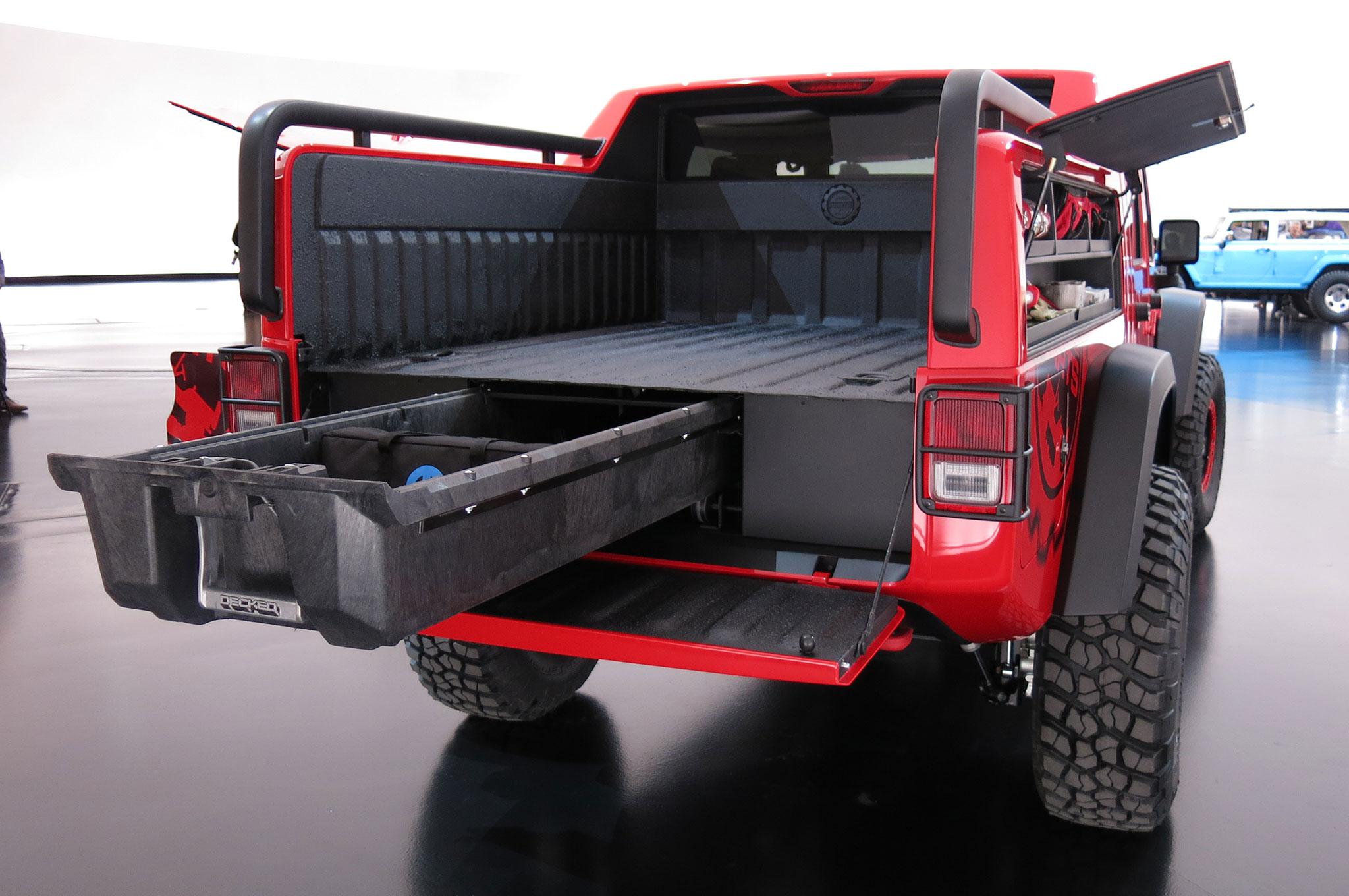Jeep Reveals 2015 Moab Concept Vehicles