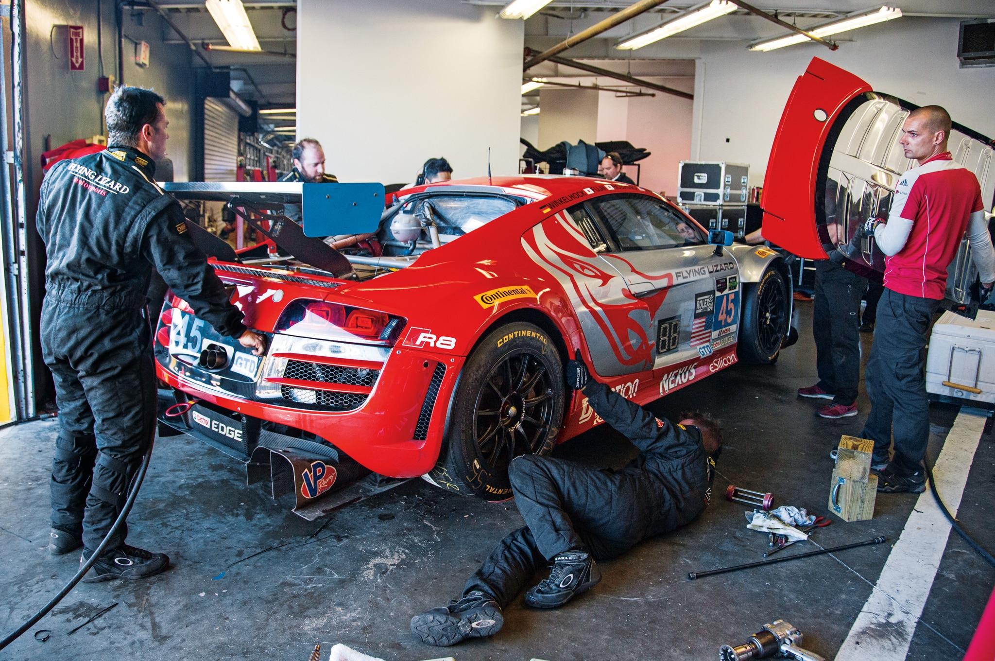 Mr. Everything: Audi Sport's Brad Kettler
