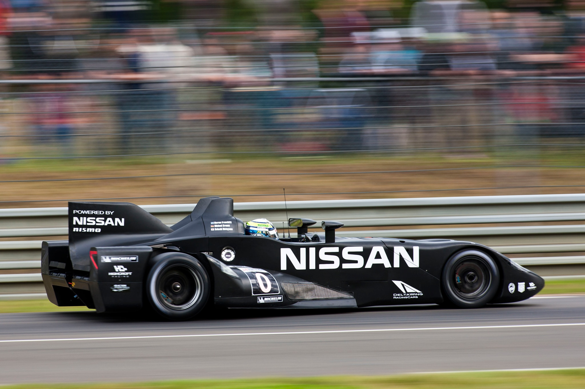 Panoz vs Nissan Lawsuit Overshadows DeltaWing Road Car Plan