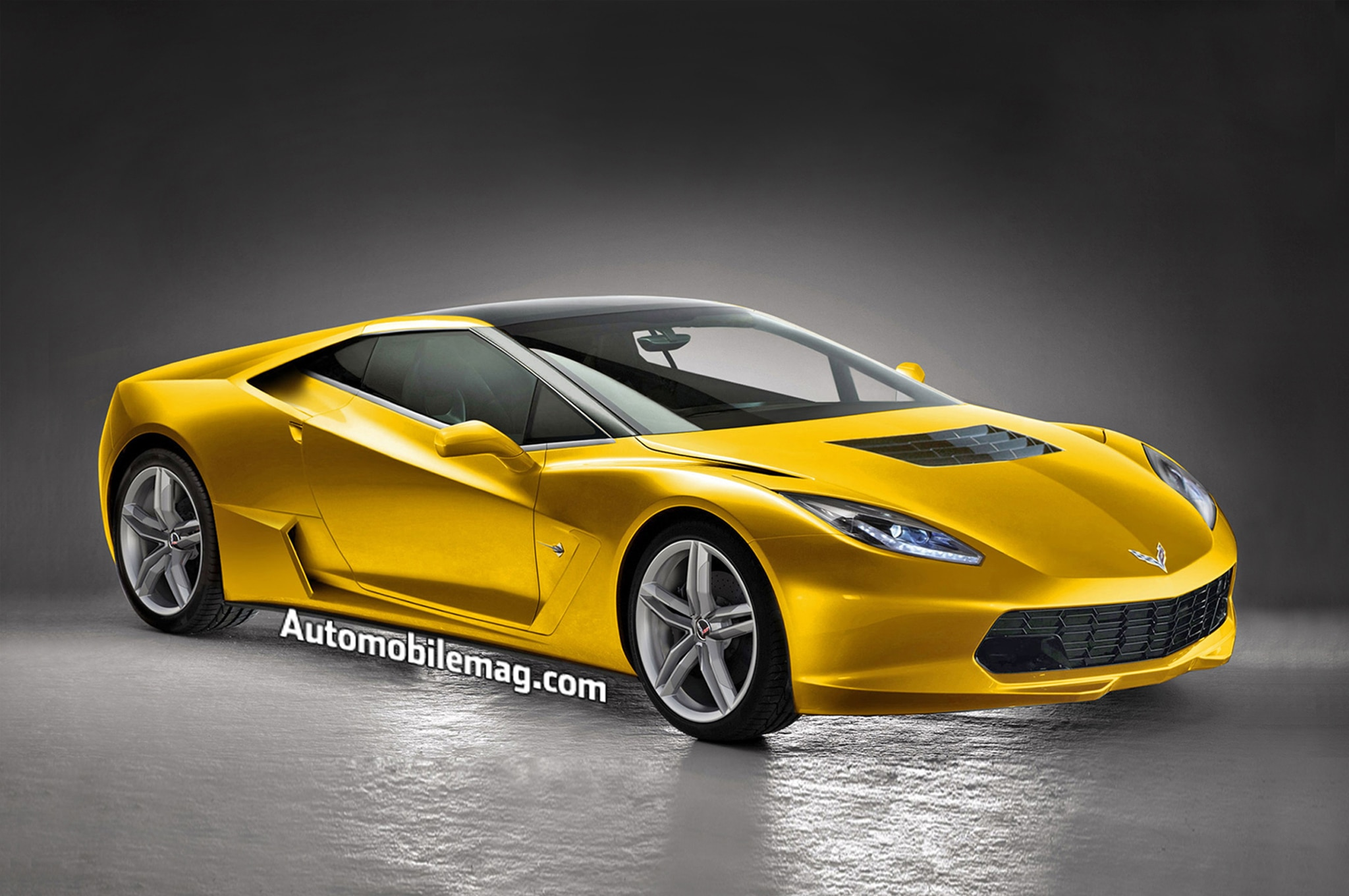 Corvette Zora Zr1 Front Three Quarter With Watermark