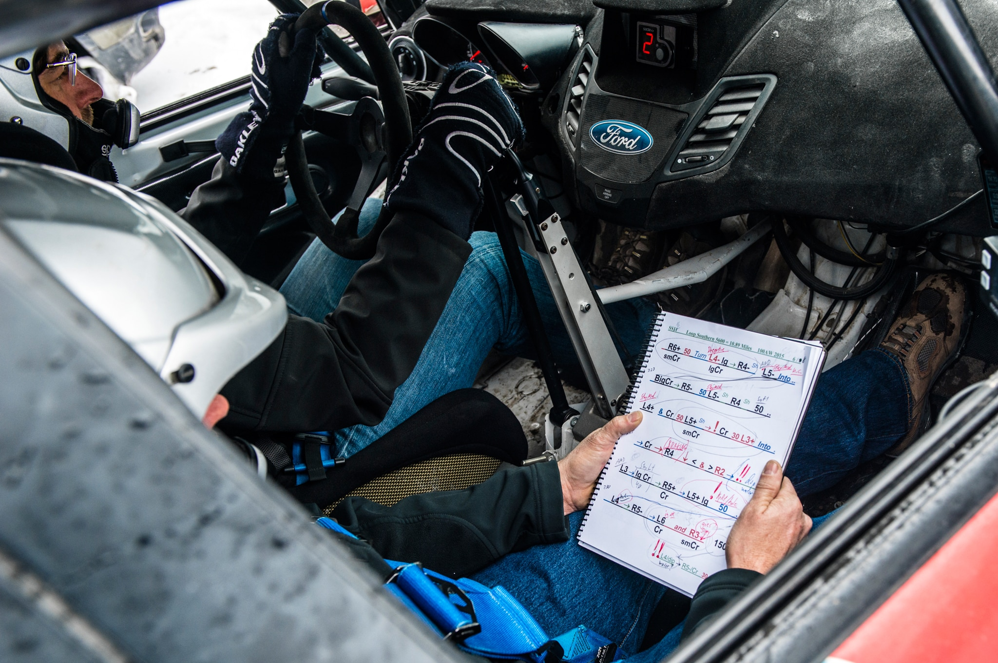 beginners guide  rally pace notes
