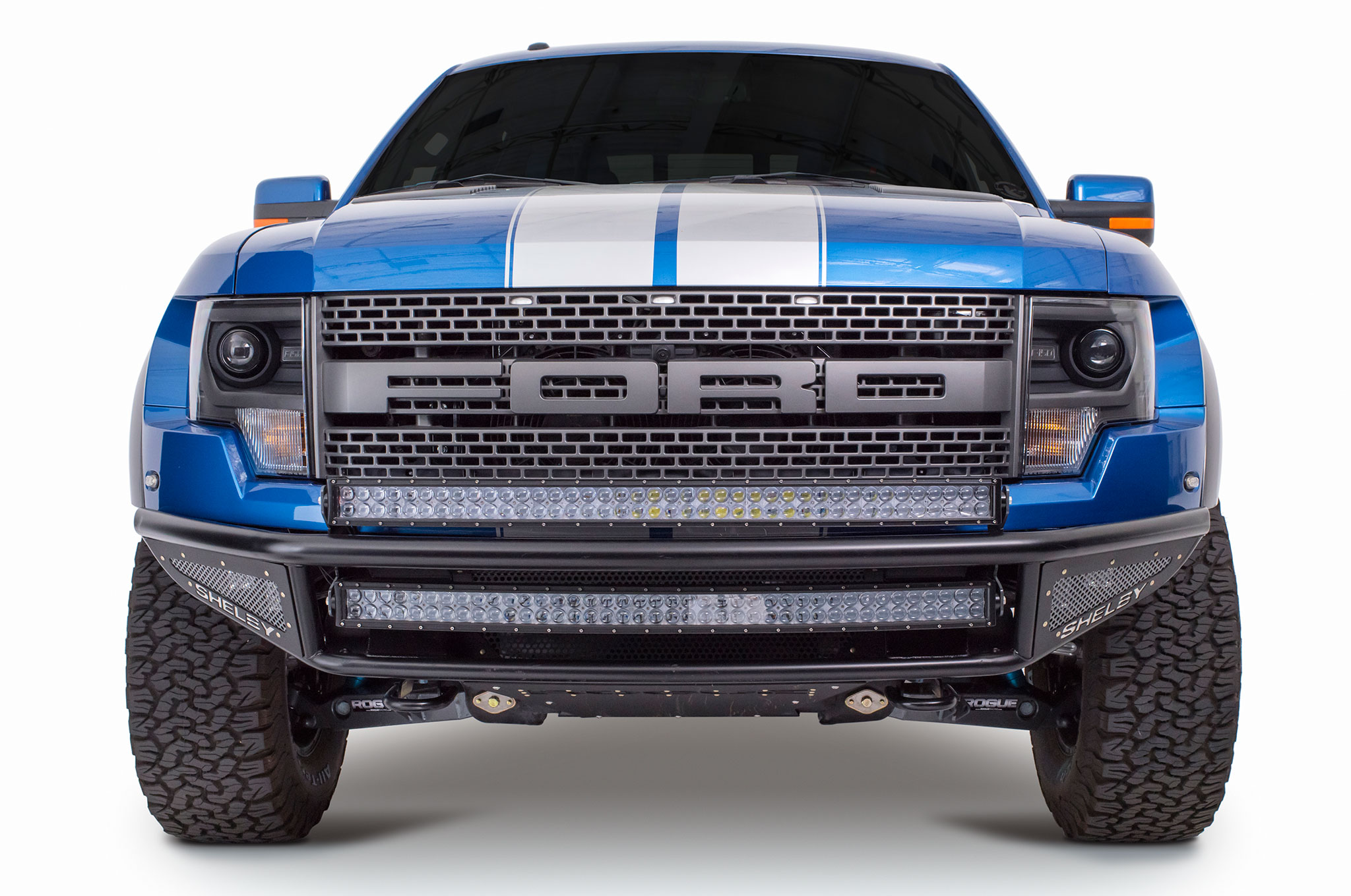 Shelby American Quot Baja 700 Quot Ford F 150 Svt Raptor Packs 700 Hp