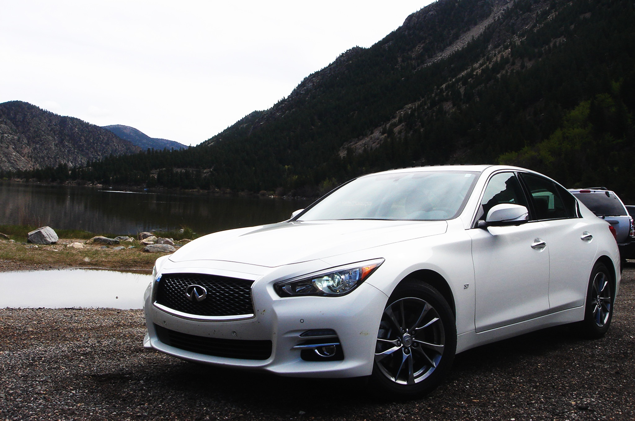 2014 infiniti q50 3 7 awd premium four seasons wrap up. Black Bedroom Furniture Sets. Home Design Ideas