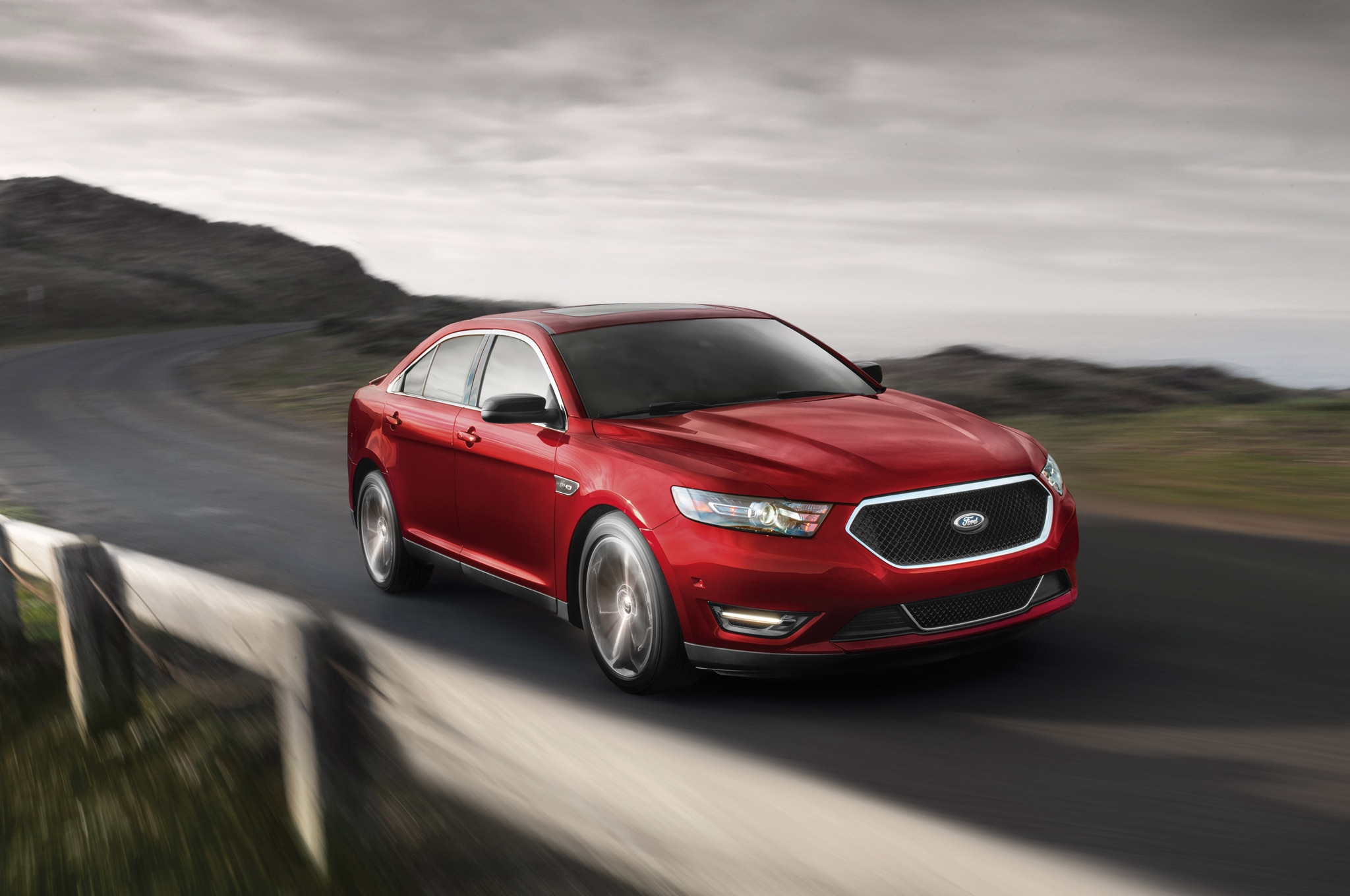 next generation ford taurus to debut in shanghai. Black Bedroom Furniture Sets. Home Design Ideas
