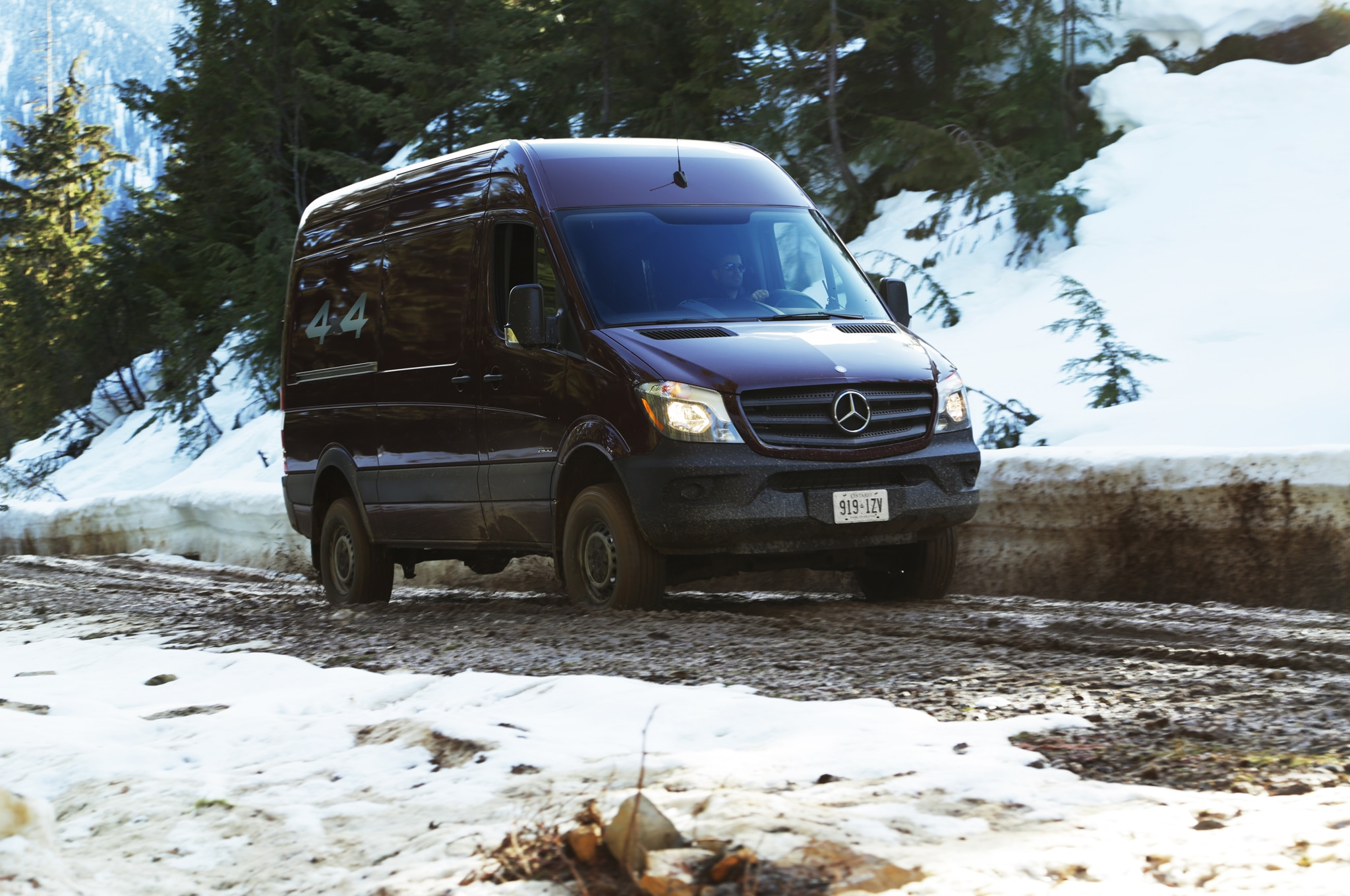2015 mercedes benz sprinter 4x4 review for 2017 mercedes benz 3500xd standard roof v6 4wd cargo van