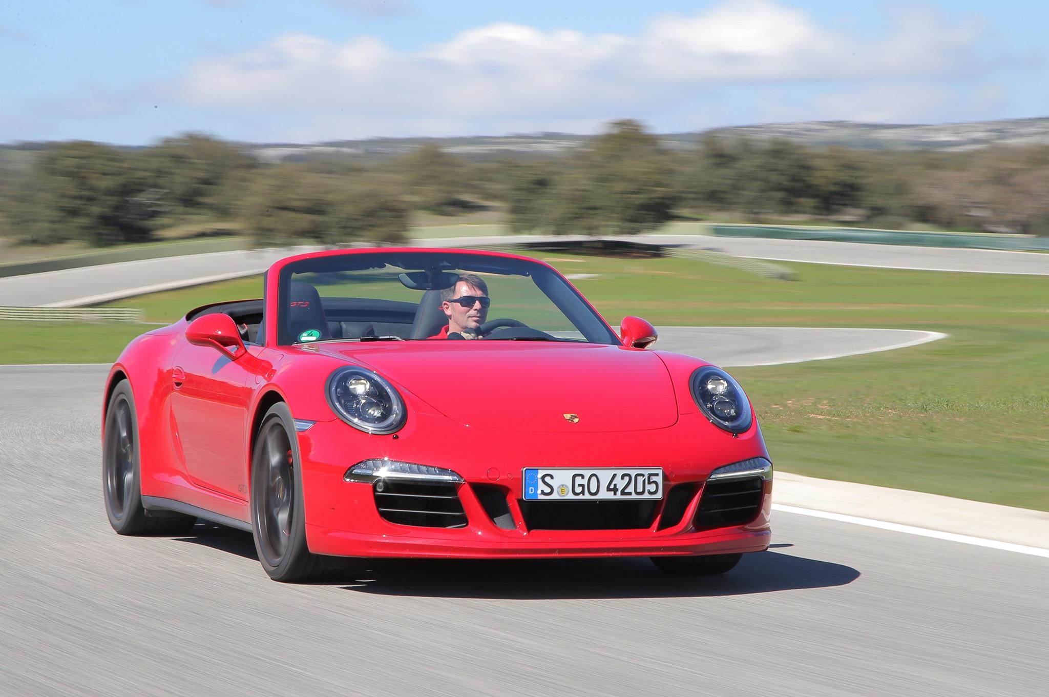 2015 porsche 911 gts cabriolet review