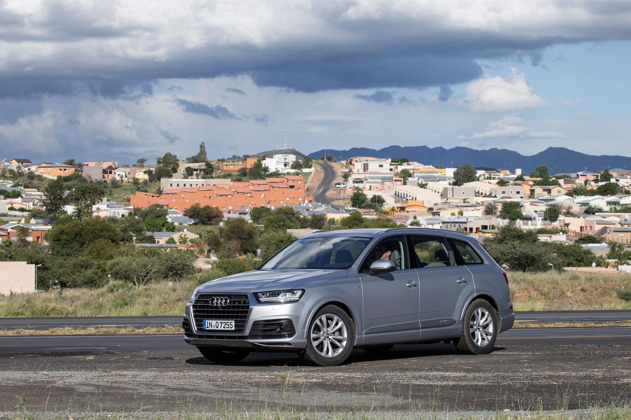 audi with video updated driving road test drive reviews first