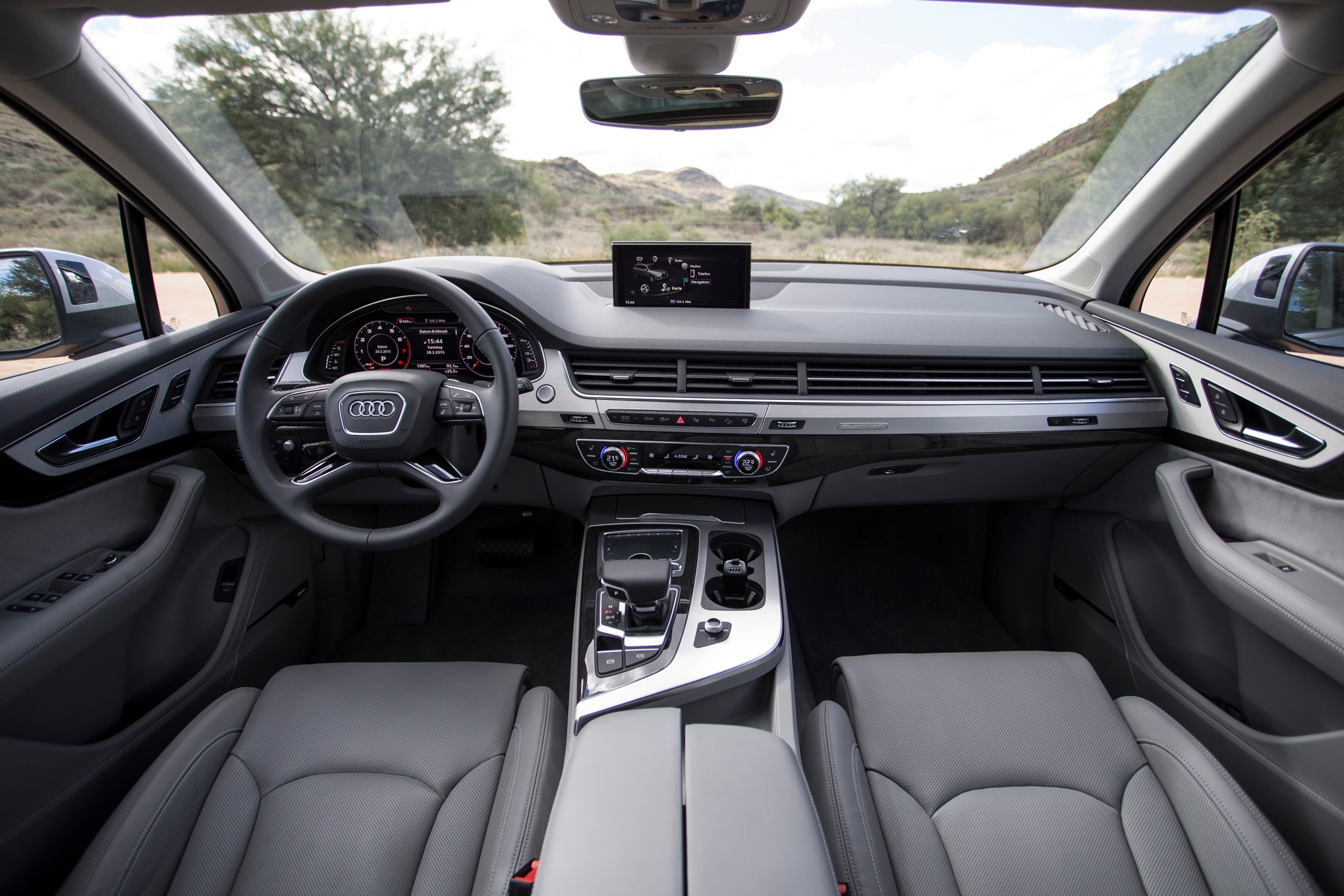 2016 audi q7 review. Black Bedroom Furniture Sets. Home Design Ideas