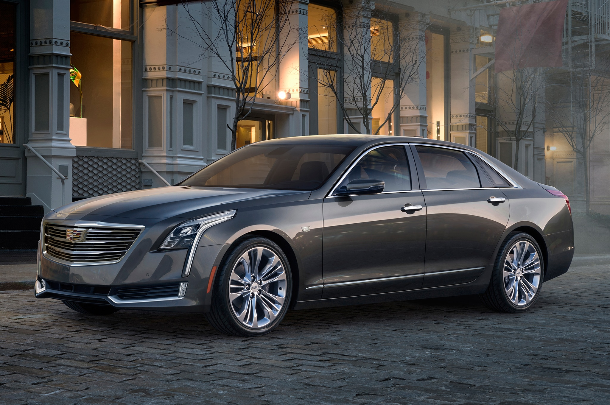 2016 Cadillac Ct6 Plug In Hybrid Powertrain Detailed