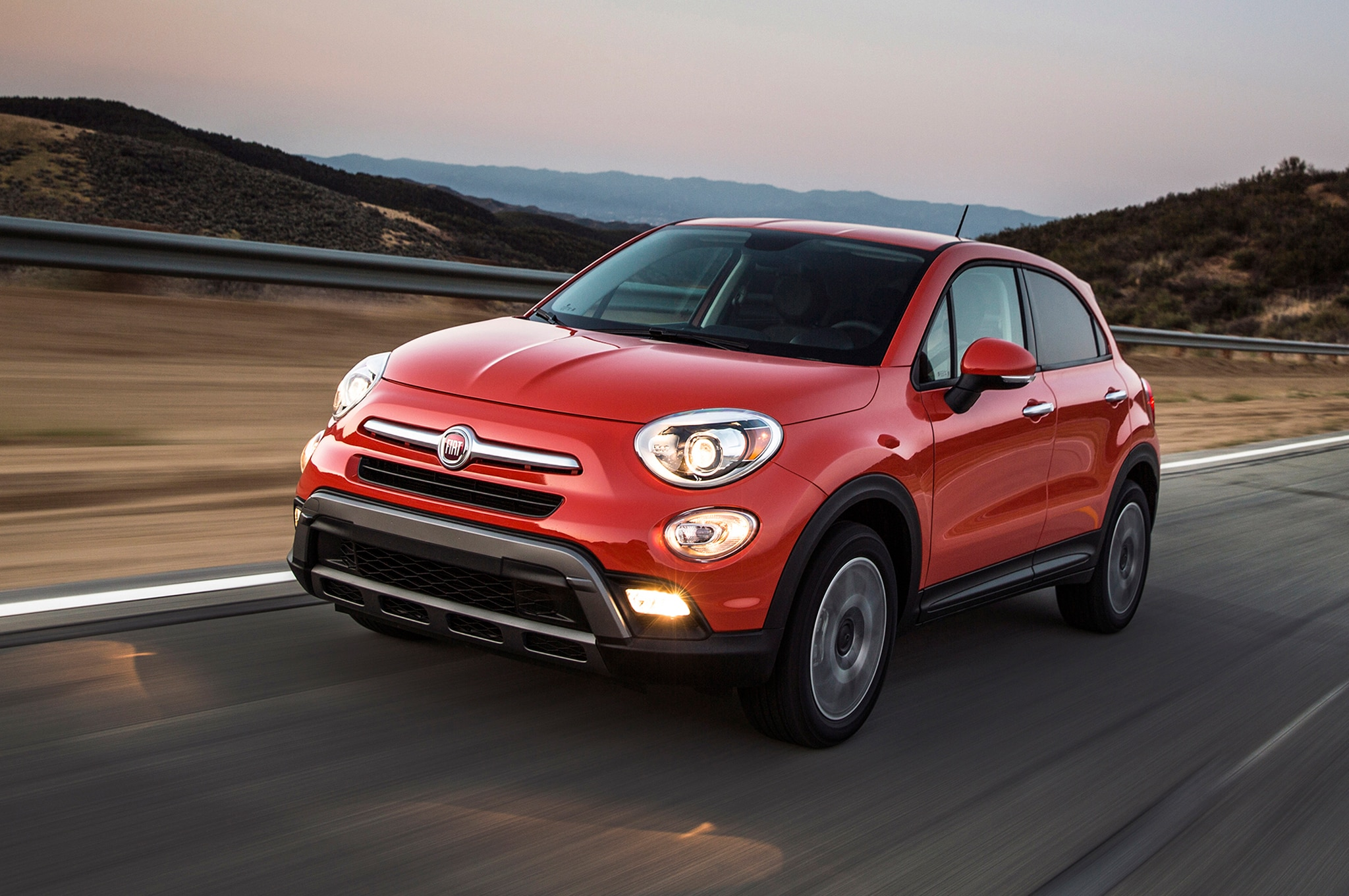 New 2016 Fiat 500X Review