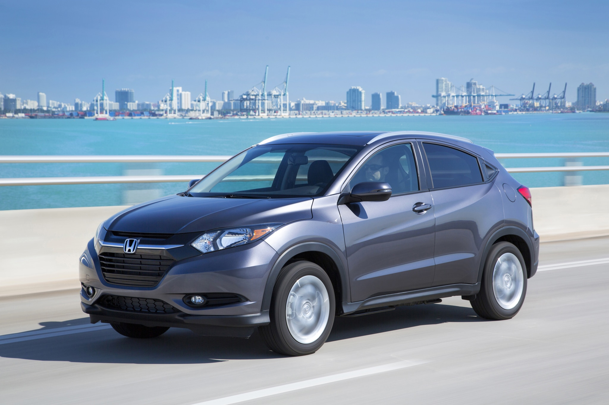 2016 honda hr v pricing starts at 19 995. Black Bedroom Furniture Sets. Home Design Ideas
