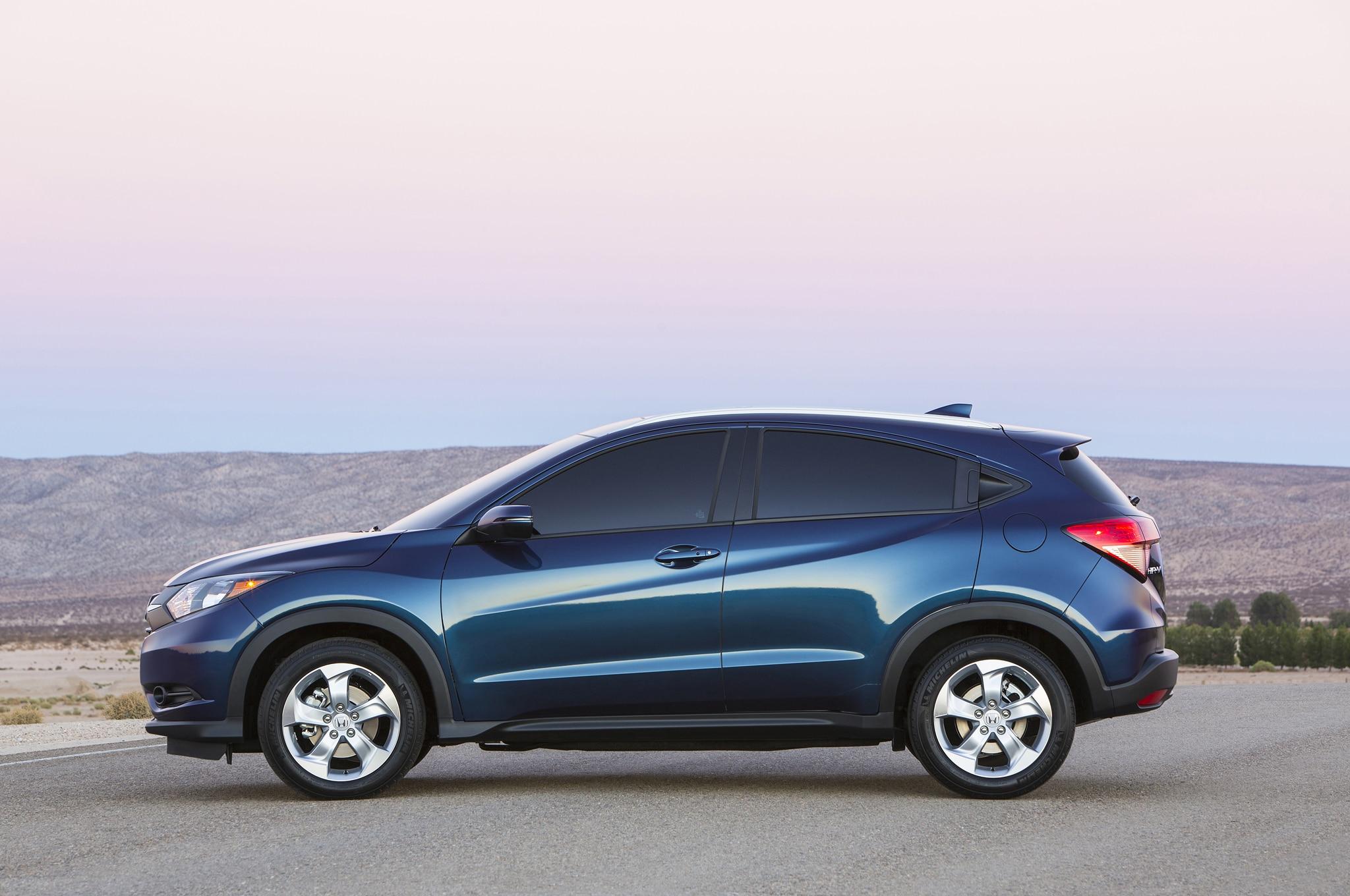 Fantastic 2016 Honda HRV Review