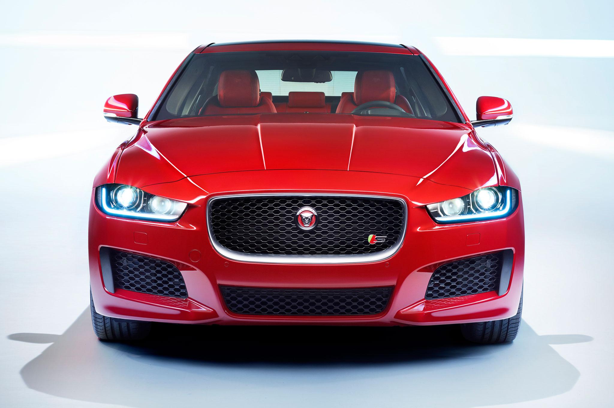 2017 Jaguar Xe U S Market Powertrains Detailed