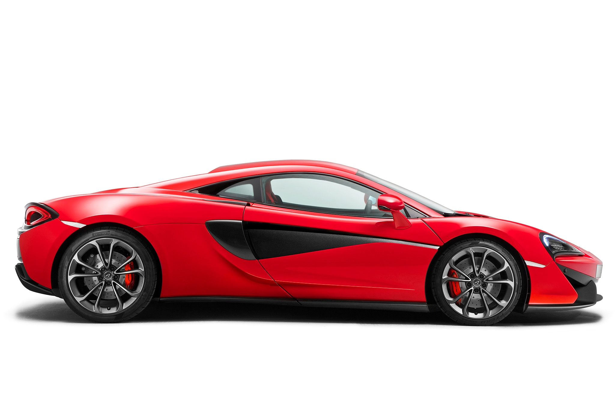 2016 McLaren 540C Is A More Affordable 570S