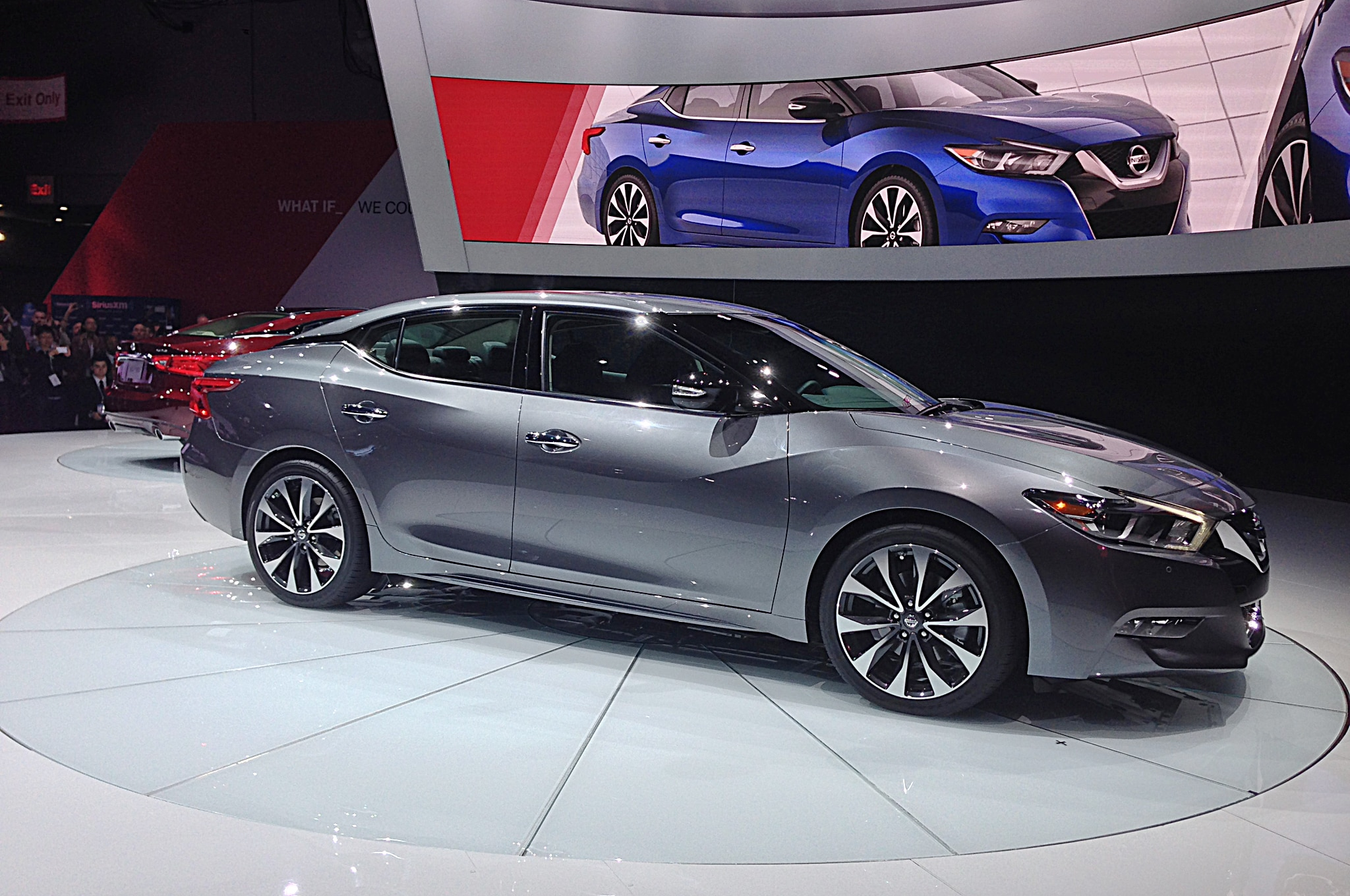 2016 nissan maxima debuts in new york, priced at $33,235