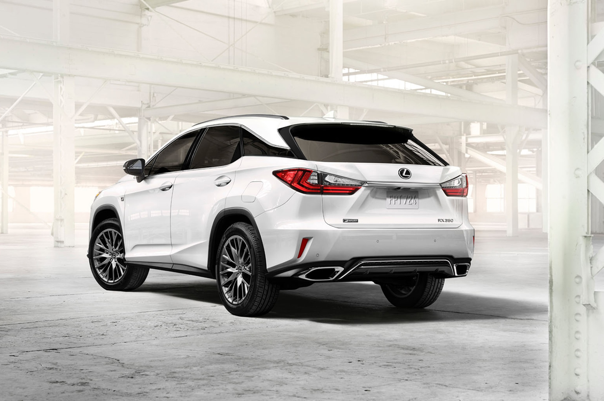 5 cool features on the 2016 lexus rx. Black Bedroom Furniture Sets. Home Design Ideas
