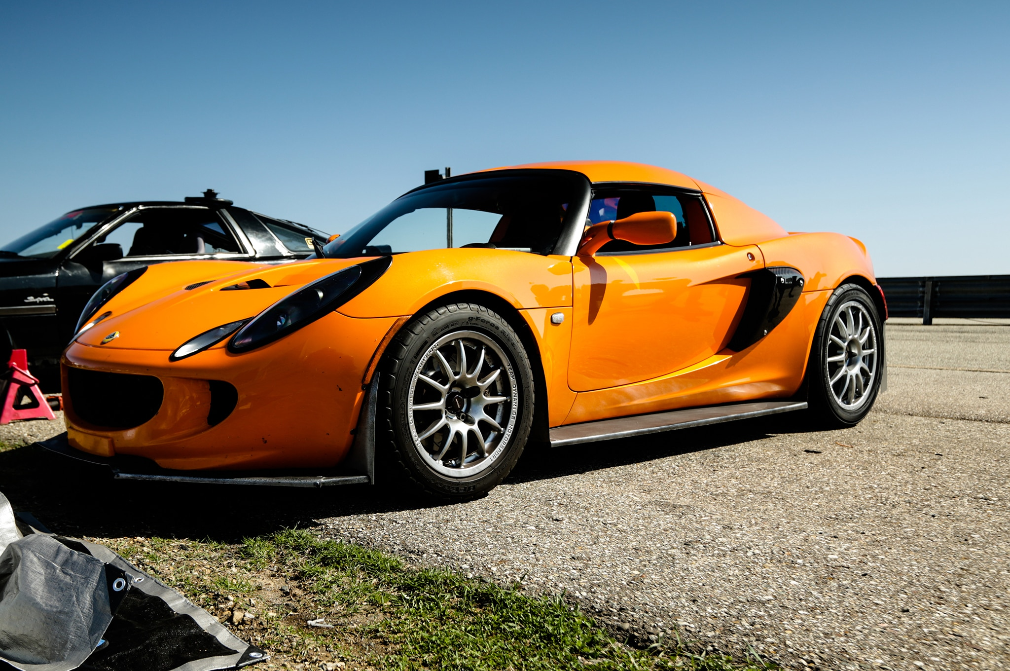 The Coolest Cars At Gingerman Raceways First Open Track Day Of - Little sports cars