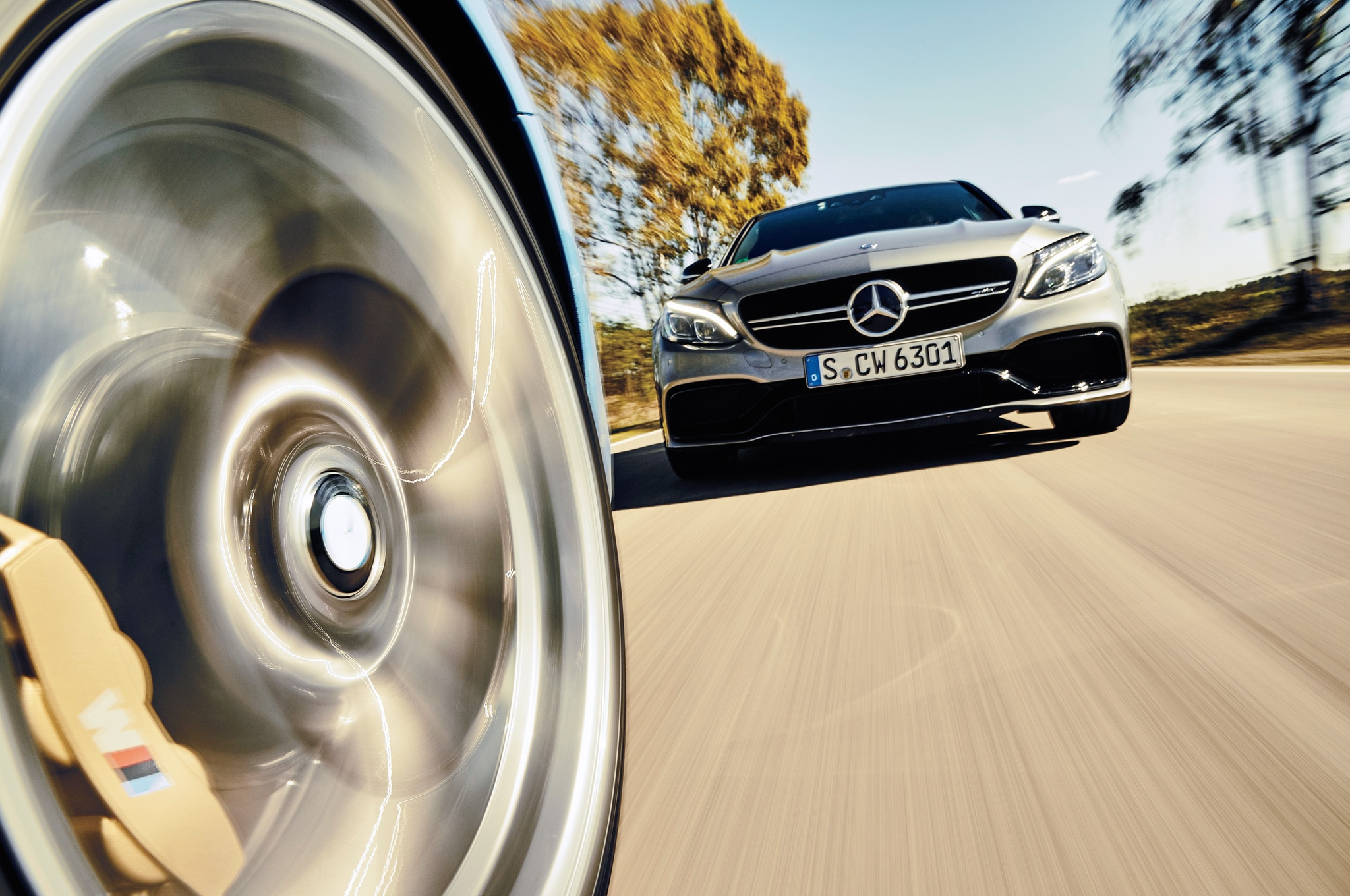 Revel in rivalry: Whichever car you prefer, appreciate the fact that BMW and AMG continue to push the envelope.