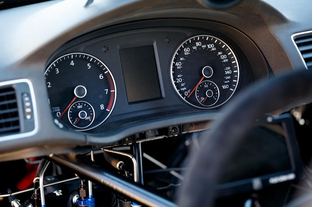 Tanner Foust Racing Debuts Hp Volkswagen Passat Drift Car