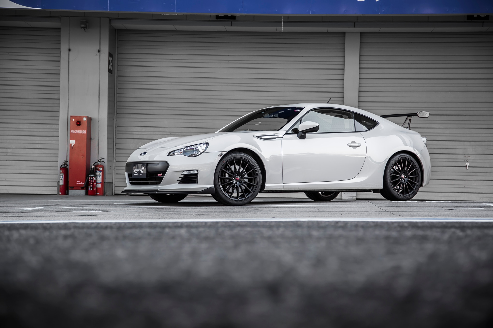 2015 subaru brz ts tuned by sti driven automobile. Black Bedroom Furniture Sets. Home Design Ideas