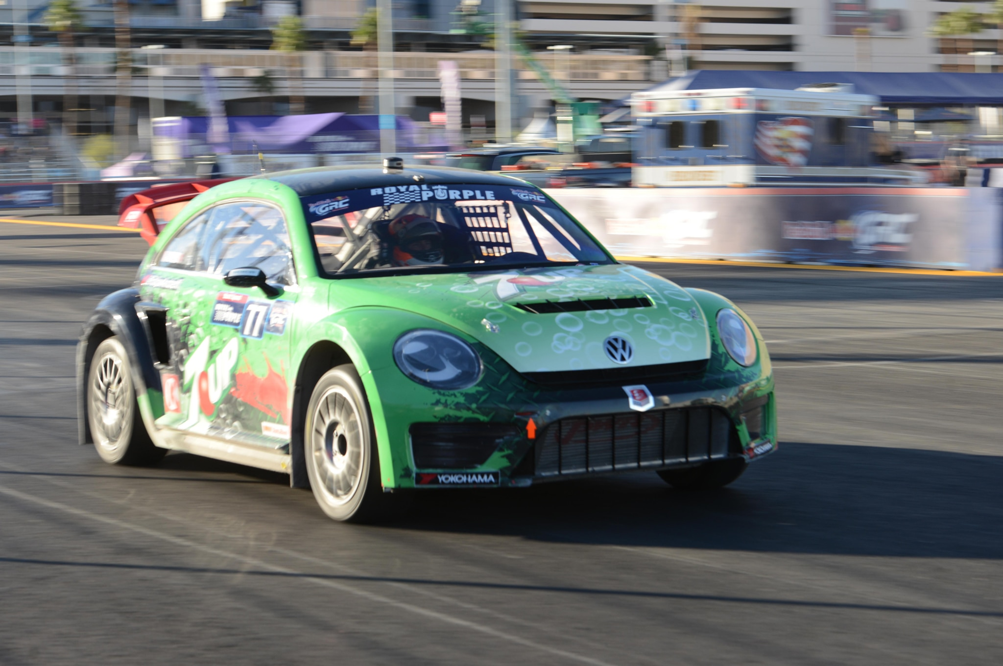 6 Things to Know About the Volkswagen Beetle Global Rallycross Cars