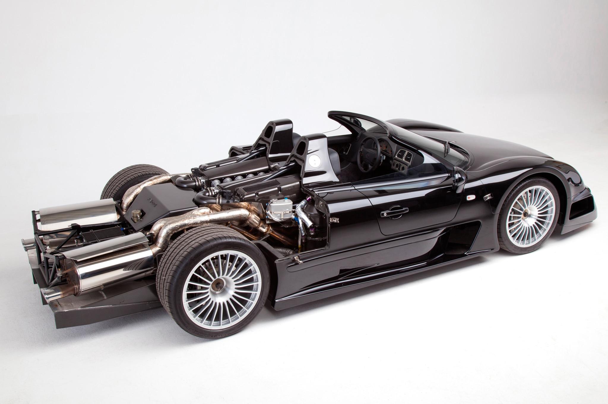 Mercedes Clk Gtr Roadster Specs
