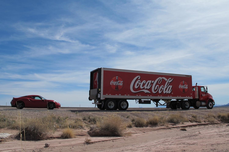coca cola truck tour 2015