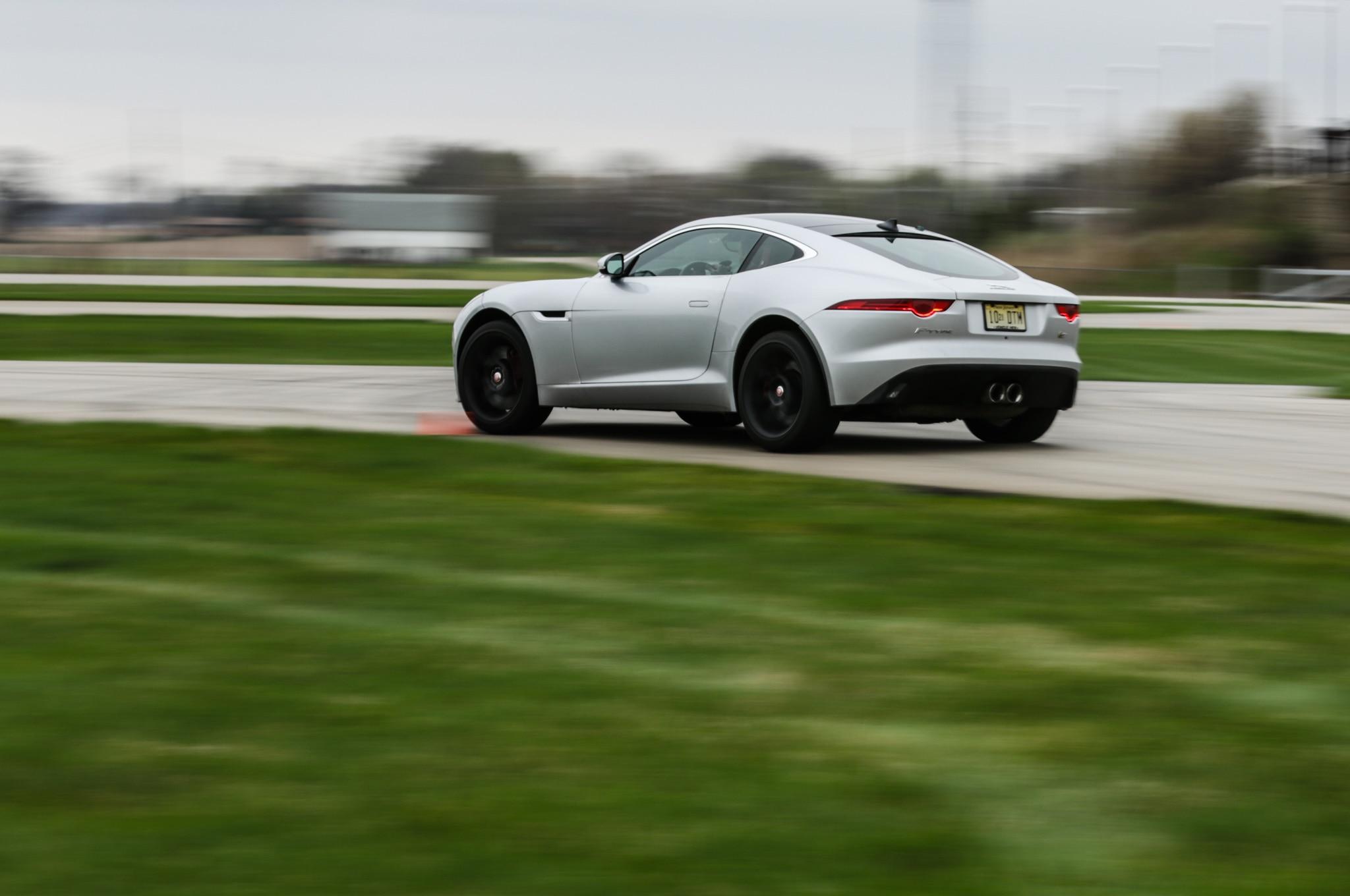 Jaguar FType S Coupe How Do Worn Tires Affect Performance - 2015 jaguar f type v8 s