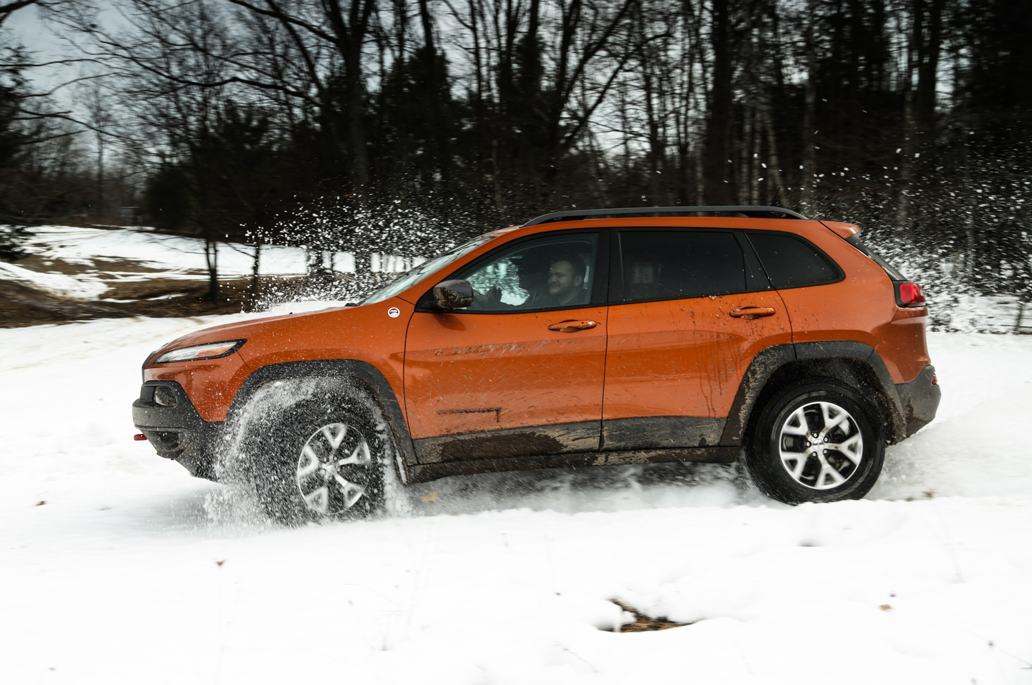 2014 jeep cherokee limited - blazing a trail for our cherokee