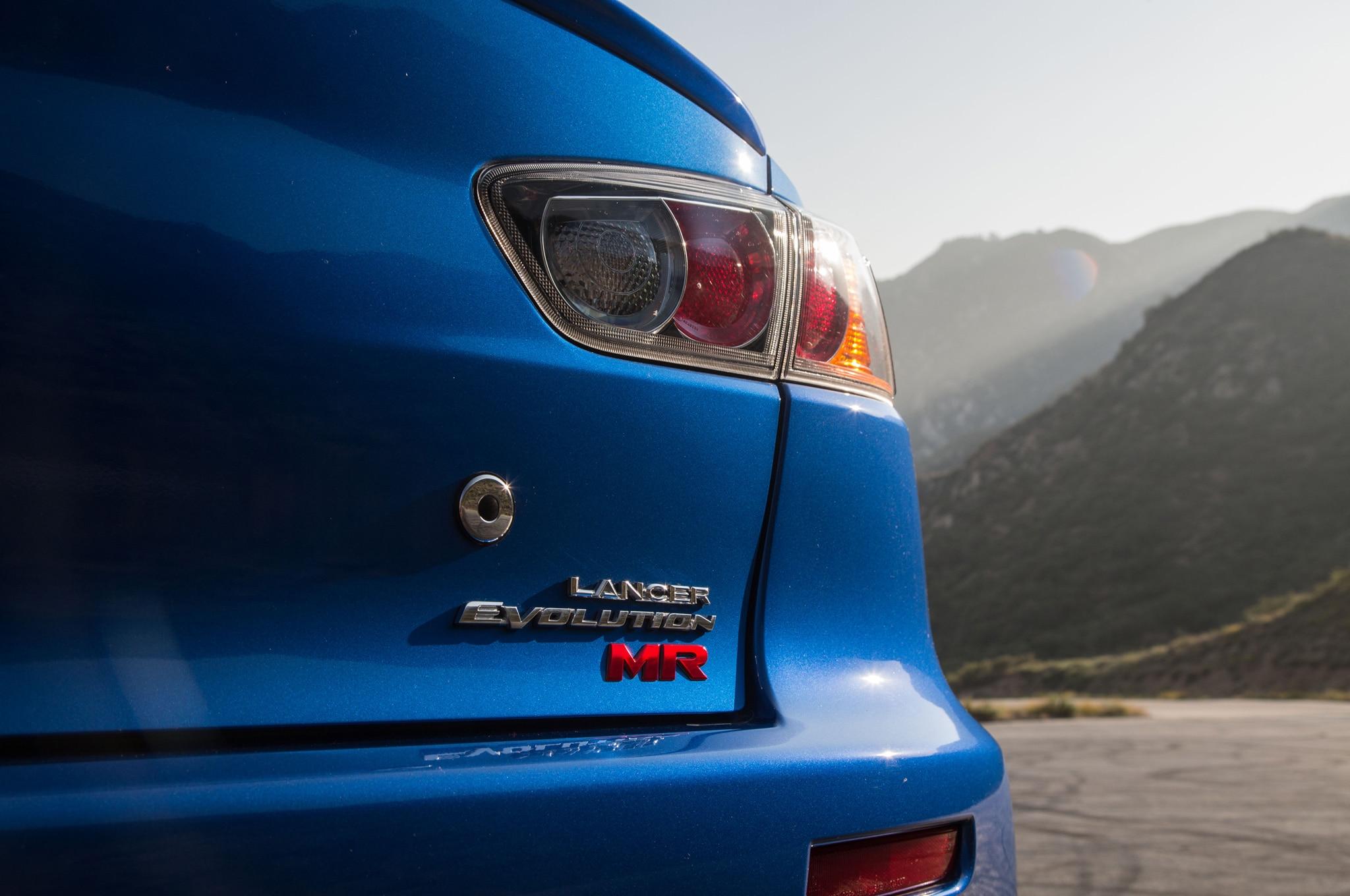 The End of a Rivalry Mitsubishi Lancer Evolution MR and Subaru
