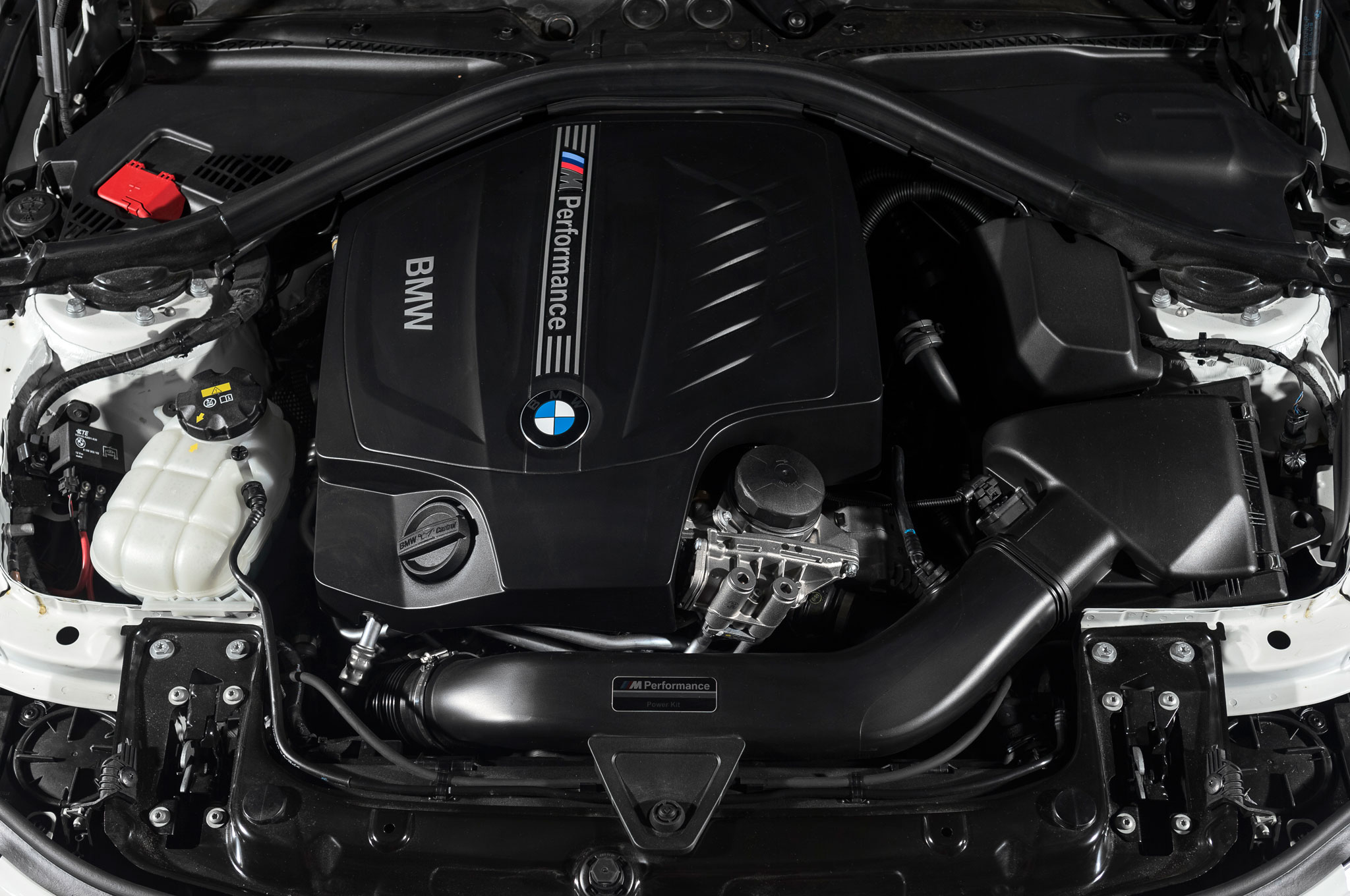 BMW I ZHP Coupe Edition Gains HP Upgraded Chassis - Bmw 35