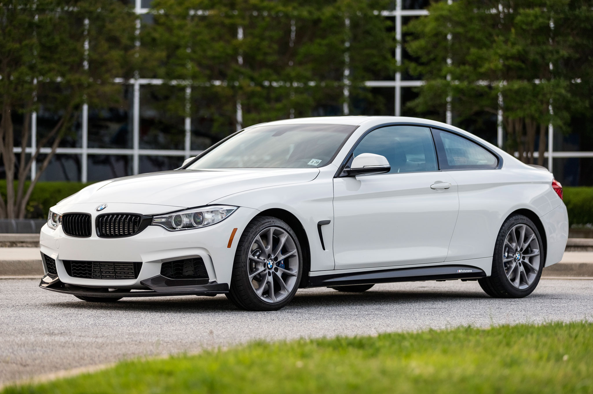 2016 BMW 435i ZHP Coupe Edition Gains 35 HP Upgraded Chassis