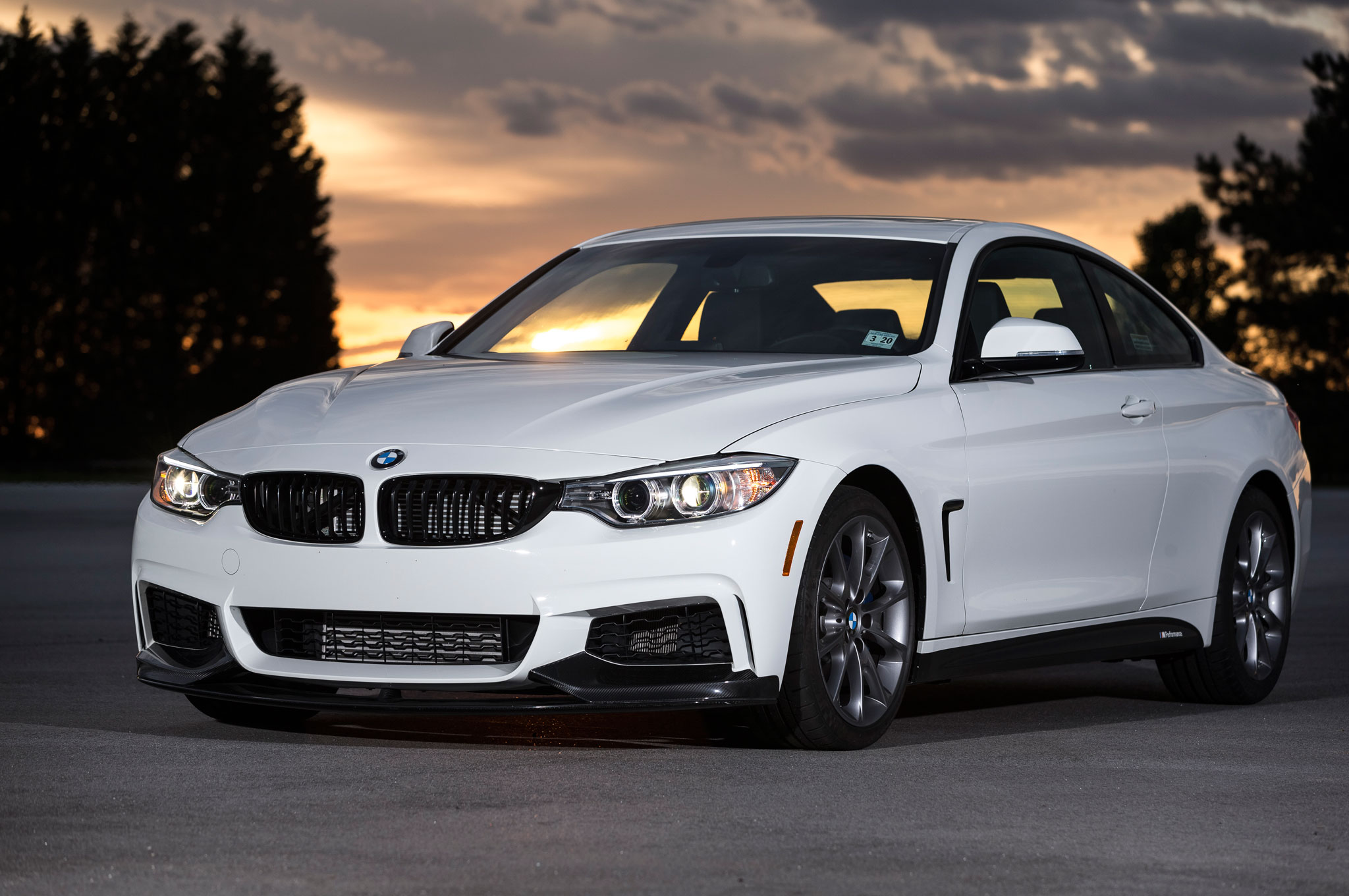 2016 BMW 435i ZHP Coupe Edition Gains 35 HP, Upgraded Chassis